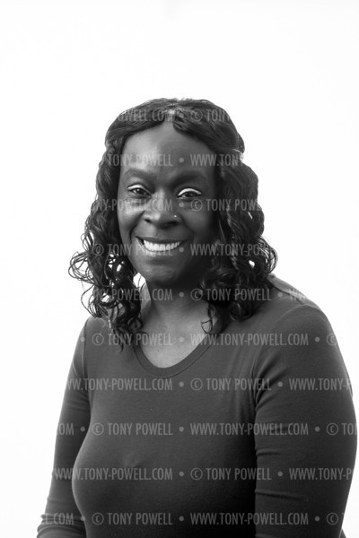 Photo © Tony Powell. Green Door Portraits II. February 6, 2014
