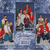 Collage sample1 - 3-photo collage - 8x10 or 11x14 sizes only - available at collage print prices