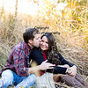 Philadelphia Engagement Photography: Carolena and Jonas had a beautiful fall engagement session at valley Forge park in preparation for their romantic wedding.