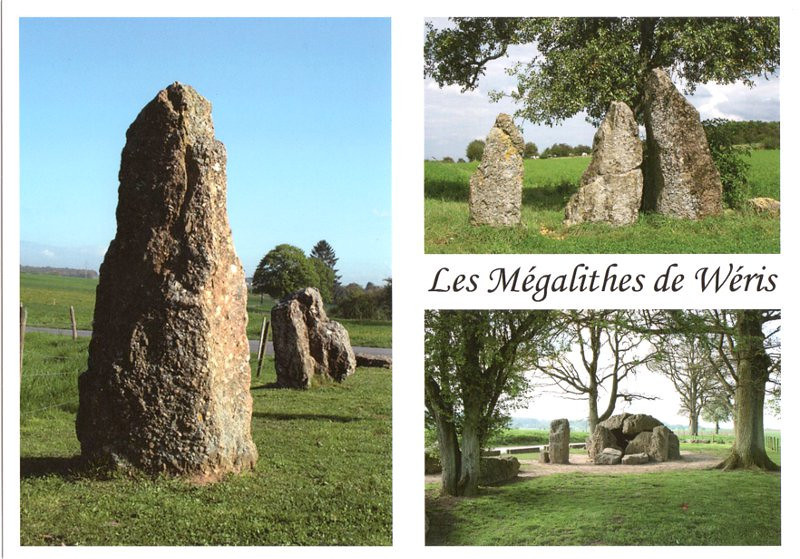 The Giant Stones of Wéris