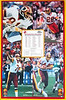1985 Roy Rogers Redskins Poster