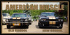 AMERICAN MUSCLE POSTER 12X24