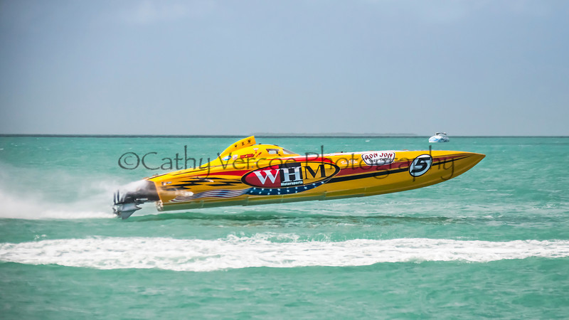 at the 2013 SBI Superboat International Offshore Powerboat World Championships at Key West, Florida, USA. Cathy Vercoe LuvMyBoat.com