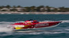 Twisted Metal Motorsport races at the 2013 SBI Superboat International Offshore Powerboat World Championships at Key West, Florida, USA. Cathy Vercoe LuvMyBoat.com