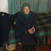 This women is born in 1914.<br /> <br /> The NRC Emergency Response Team arrived in Ukraine at the end of October 2014. Immediately it was identified that the biggest needs are in the Eastern two Oblast's (administrative divisions) of Dontesk and Luhansk. <br /> <br /> After initial visits to the government held territories within these Oblasts and discussions with partners and other humanitarian authorities the NRC team has decided to establish a base in Severodonetsk town of Luhansk Oblast. This area hosts IDPs and is close to population affected by conflict and the frontline itself.<br /> <br /> NRC has managed to reach the town of Shastia and delivered rebuilding materials to city authorities who distributed it to vulnerable people. NRC staff are now working with local authorities and providing materials to local electrical and gas companies in their efforts to restore power and gas supplies to affected towns and villages at front line.<br /> <br /> Photo: NRC/Zoran Filipovic