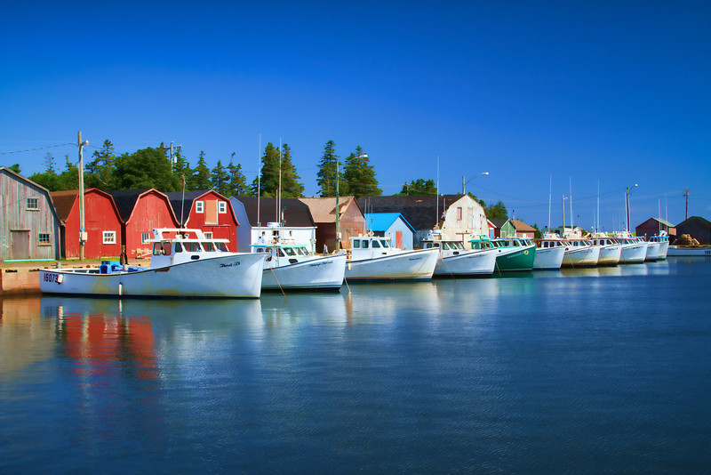 Malpeque Fishing Village