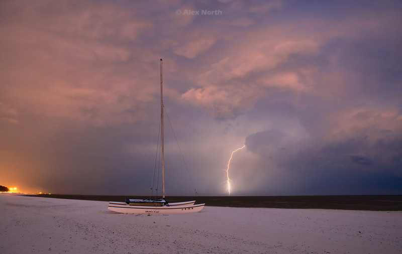 Lighting-Sailboat