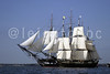 USS Constitution and Friendship of Salem