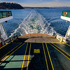 Leaving Vashon Island