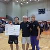 Abe won the 152 lb Finals, and James Won the JV 145 lb division at the Clash of the Titans 11/16/13