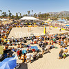 Center court, AVP Santa Barbara