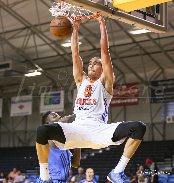 Oklahoma City Blues vs Westchester Knicks