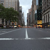 Fifth Avenue. Empty.