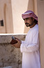 Emirate gentleman, Dubai
