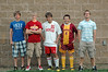 September 2009<br /> Rivals in high school - Teammates in club<br /> Soccer Players
