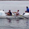 Team Uniting Nations trains in California before taking off on the inaugural Great Pacific Race.