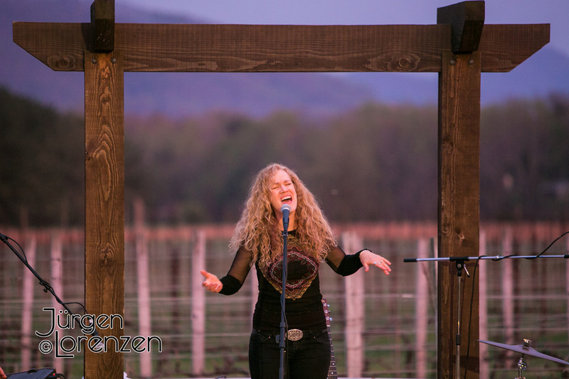 Bet Williams, Family Circus, singer songwriter, John Hodian, Jack Hodian, Afton Mountain Vineyards, Virginia, outdoor concert