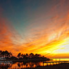 Dynamic Cape San Blas Sunset