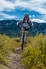 Mountain Biking, Park City, Utah