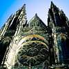 The amazing St. Vitus Cathedral in Prague.