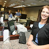 Leslie Welch, senior vice president and director of retail managemnet with First Fidelity Bank. PHOTO BY MAIKE SABOLICH