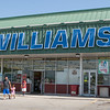 Williams Grocery store in Choctaw, OK.