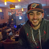 Sammy Khader, owner of the Hubbly Bubbly Hooka and Cafe at 2900 N Classen in Oklahoma City, OK.
