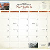 """Grid"" photo as it appeared in 2014 Colorado National Monument calendar"