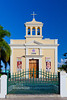 The San Antonio de Padua Catholic Church in Dorado near San Juan, Puerto Rico, West Indies.