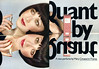 MARY QUANT Quant by Quant 1980 UK spread ' A new perfume by Mary  Created in France'