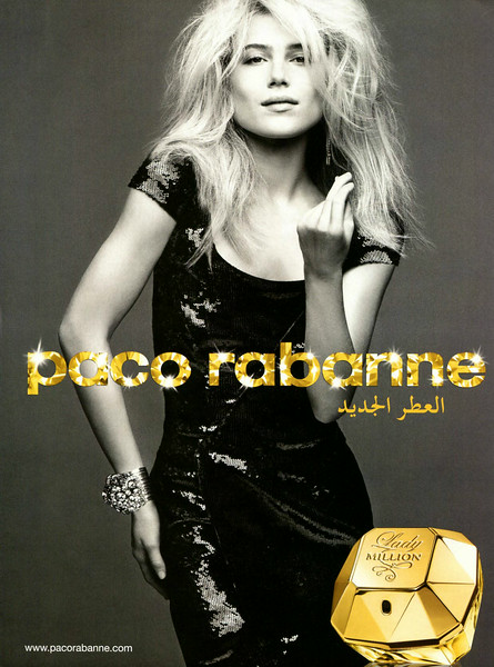 PACO RABANNE Lady Million 2011 United Arab Emirates