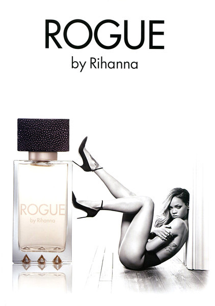 Rogue by RIHANNA 2014 UK