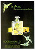 ROGER & GALLET Le Jade 1926 US 'The precious perfume'