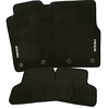 Black Floor Mats for 2011-2014 Mustang (421118)