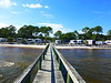 CAJUN CARRABELLE FLA. THE HO HUM  RV PARK