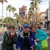 Day 5 - We make a quick stop at Hollywood Studios to get terrorized again by the Tower of Terror!