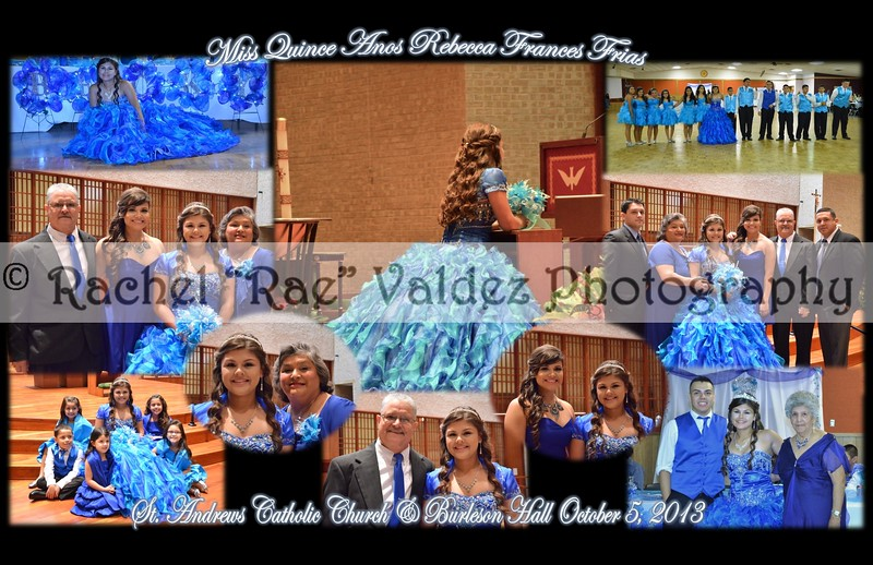 Rebecca France Frias MIss Quince Anos 10-5-2013 Final