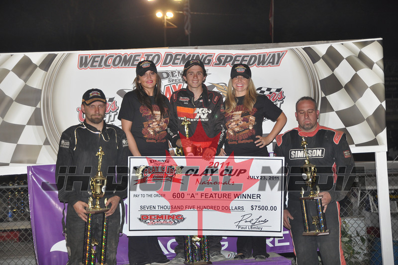 2011 Clay Cup - Night 3 590