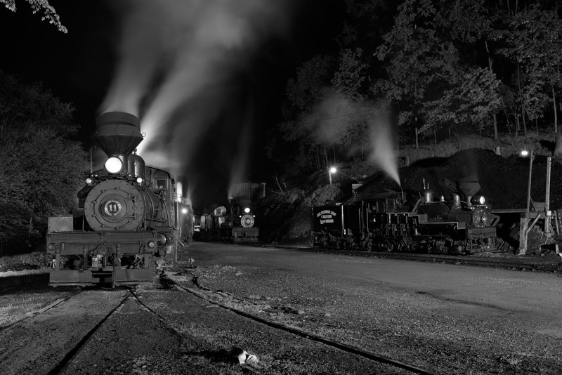 Cass Scenic Railroad State Park 6s, at f/11 || E.Comp:0 || 40mm || WB: 3330K 0. || ISO: 200 || Tone:  || Sharp:  || Camera: NIKON D700on: 2013:05:17 21:54:29
