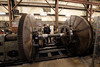 Strasburg Restoration Shop - Wheel Lathe