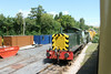 Class 04 Diesel Shunter number D2246 is seen at Staverton.<br /> 5th August 2014