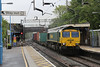 66589 4M87 Felixstowe North - Trafford Park races past 24.05.13