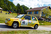 Equipage n°40<br /> <br /> VALENCE Francis<br /> JUIF Johnny<br /> <br /> RENAULT 5 GT Turbo