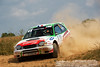 Equipage n°8<br /> <br /> CHRISTIANN Vincent<br /> LECLERCQ Guillaume  <br /> <br /> TOYOTA Corolla WRC