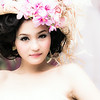 Chengdu wedding model