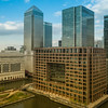 Canary Wharf Skyscrappers