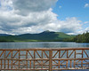 06.22.2013  Mt. Chocorua from the bridge at the lower end of Chocorua Lake