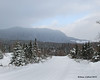 02.07.2014  Another weekend of snowmobiling.  Here, Stub Hill is easily seen from the trail