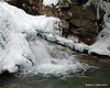 02.25.2014  Another picture of one of the cascades at The Basin in Franconia Notch State Park