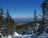 03.09.2014  Today was the perfect day to hike a northern 4000 footer while up that way for snowmobiling.  It was a gorgeous day with awesome views.  I haven't had a day this clear on a big mountain since last June.  It's been long overdue More pictures from the hike can be found here